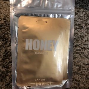 Pack of 5 Lapcos Honey Daily Skin Face Mask